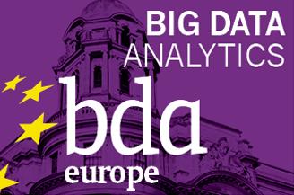 BDA EUROPE conference logo