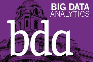 BDA conference logo
