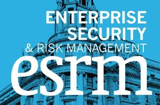 ESRM conference logo